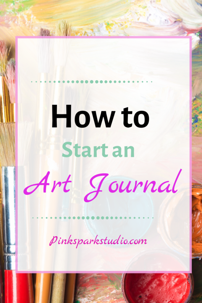 Art journal how to