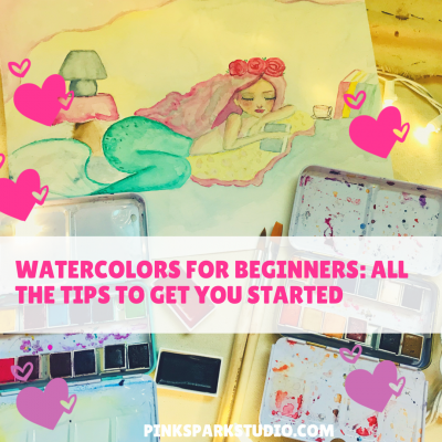 Watercolor for beginners tips for watercolor