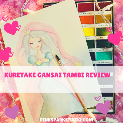 Kuretake Gansai Tambi review