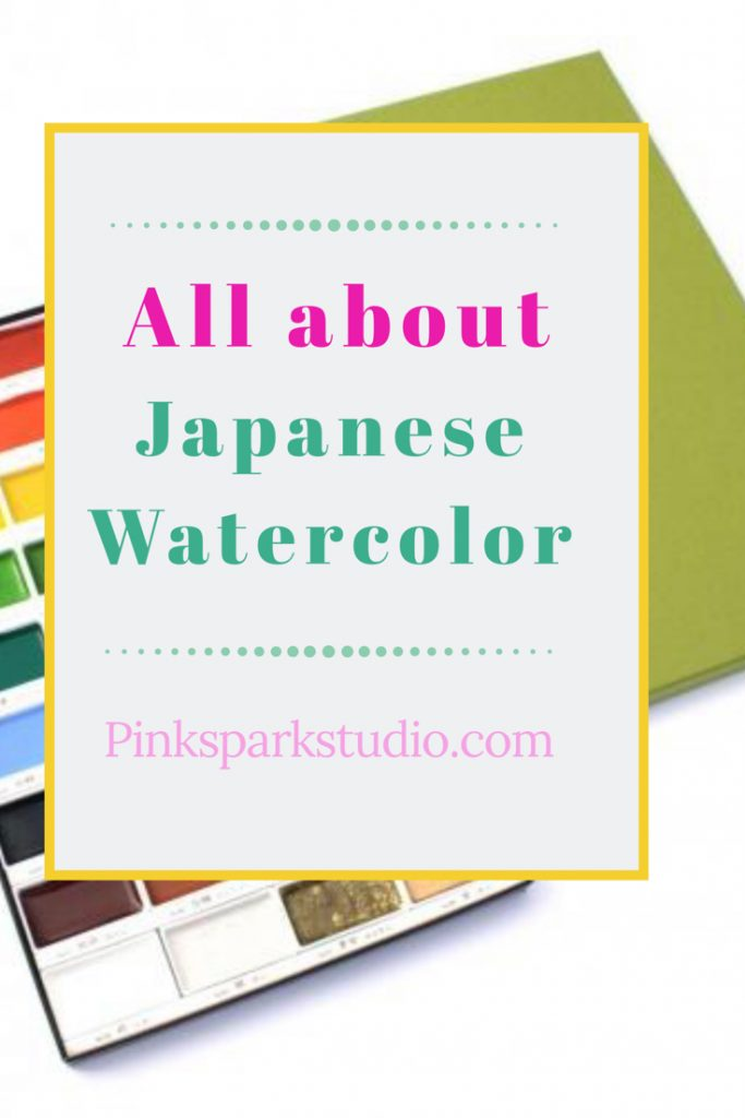 Japanese watercolor