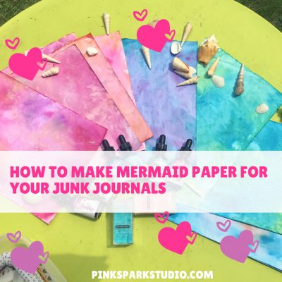 How to Make Mermaid Paper for Your Journals