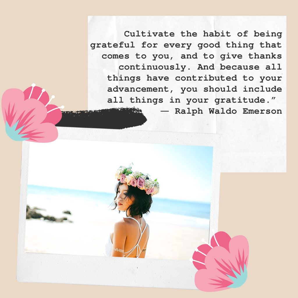gratitude journal quotes