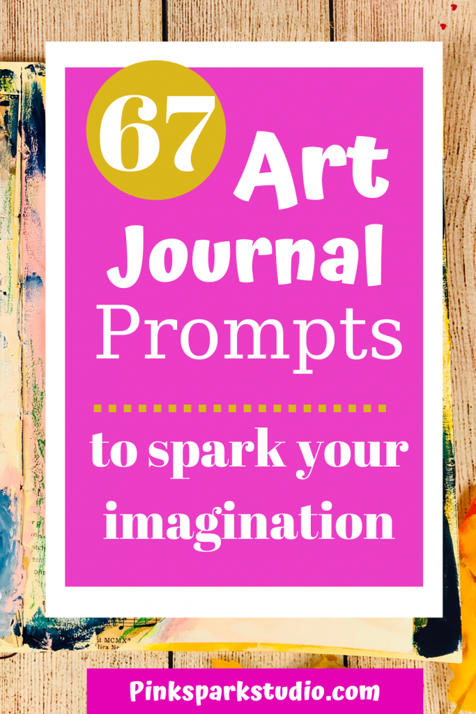 Art journal prompts for inspiration