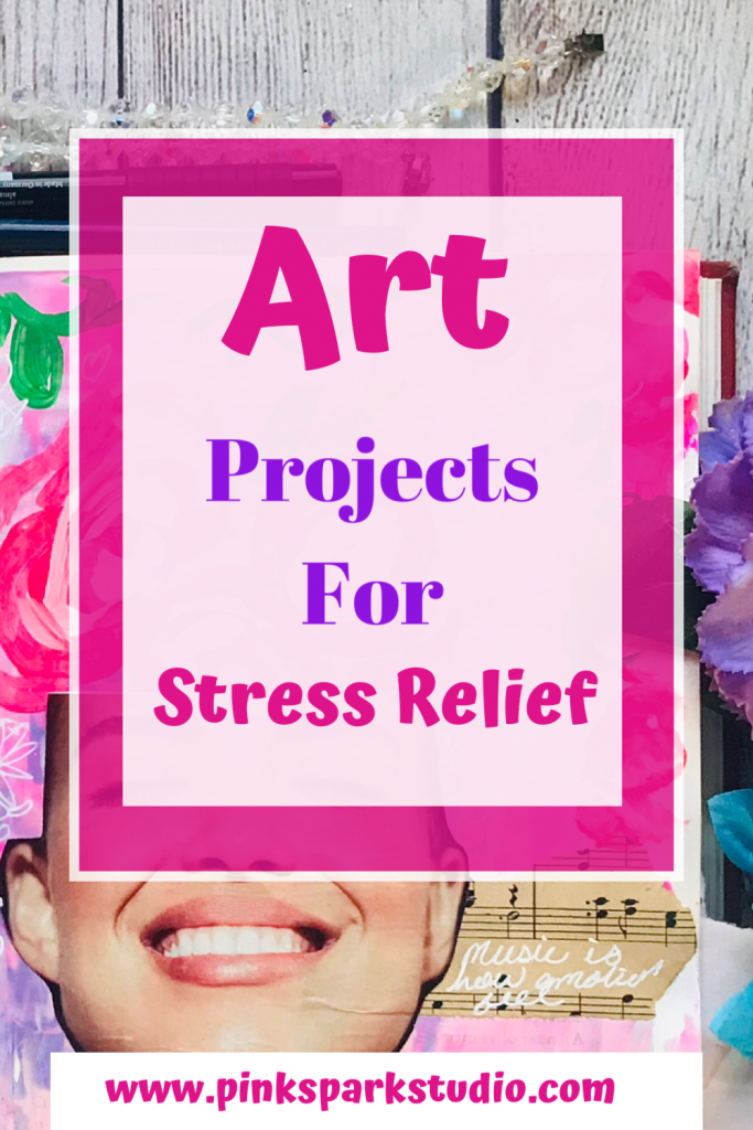 art projects for stress relief
